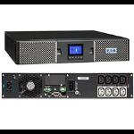 Eaton 9PX1000IRT2U 5 Year Double-conversion (Online) 1000VA 8AC outlet(s) Rackmount/Tower Black uninterruptible power supply (UPS)
