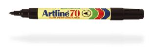 Artline 70 permanent marker