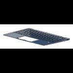 HP L74116-B71 notebook spare part Housing base + keyboard