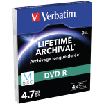 Verbatim 4.7GB DVD-R 4.7GB DVD-R 3pc(s)