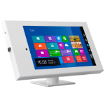 "SecurityXtra SecureDock Uno Desk Tilt tablet security enclosure 25.6 cm (10.1"") White"
