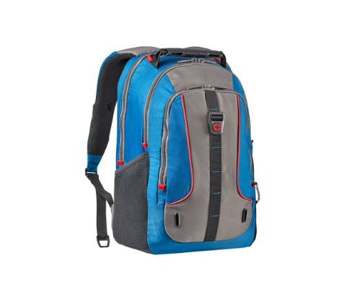 Wenger/SwissGear Enyo 16'' backpack Polyester Blue,Grey