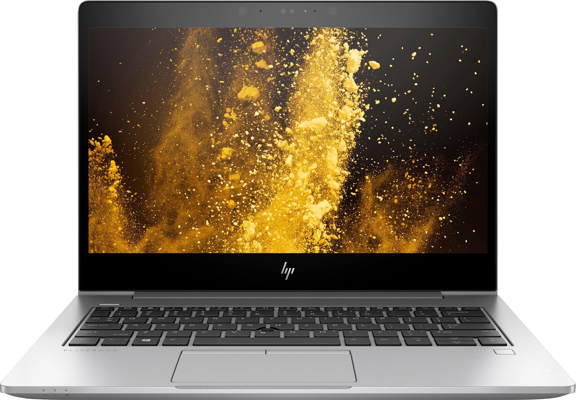 HP EliteBook 830 G5 Silver Notebook 33.8 cm (13.3