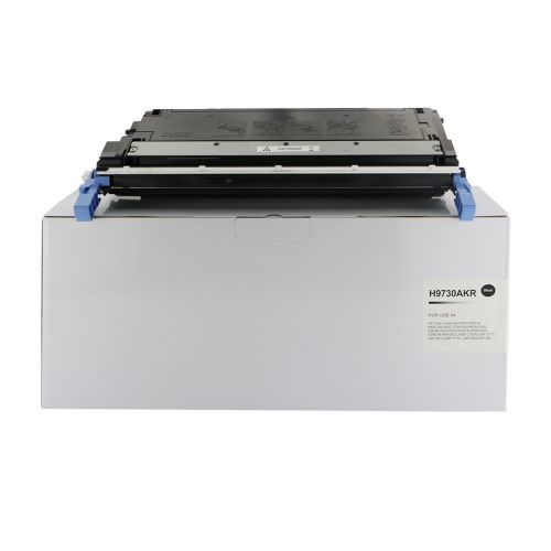 Remanufactured HP C9730A (645A) Black Toner Cartridge