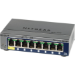 Netgear GS108T-200 Managed network switch L3 Black