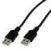 MCL 5m USB 2.0 cable USB USB A Negro