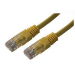 MCL FCC5EM-5M/J cable de red Amarillo