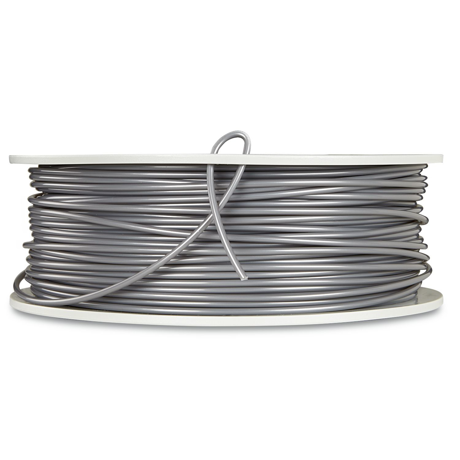 Pla 3d Filament 2.85mm Silver/metal