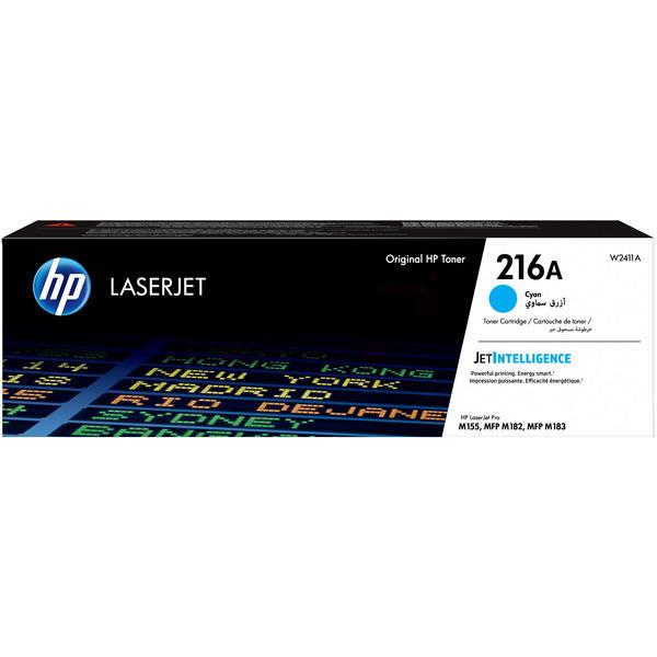 HP INC. 216A Cyan LaserJet Toner Cartridge