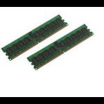 MicroMemory 4GB Kit, DDR2, 667MHz 4GB DDR2 667MHz ECC memory module