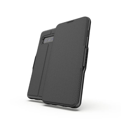 "ZAGG Oxford mobile phone case 15.5 cm (6.1"") Folio Black"