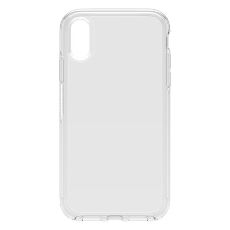 "Otterbox Symmetry 15,5 cm (6.1"") Funda Transparente, Blanco"
