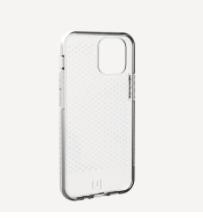 """Urban Armor Gear Lucent funda para teléfono móvil 13,7 cm (5.4"""") Transparente"""