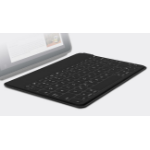 Logitech Keys-To-Go Bluetooth Black mobile device keyboard
