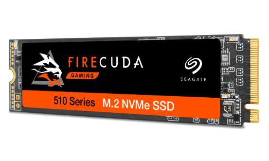 Seagate FireCuda 510 M.2 500 GB PCI Express 3.0 3D TLC NVMe