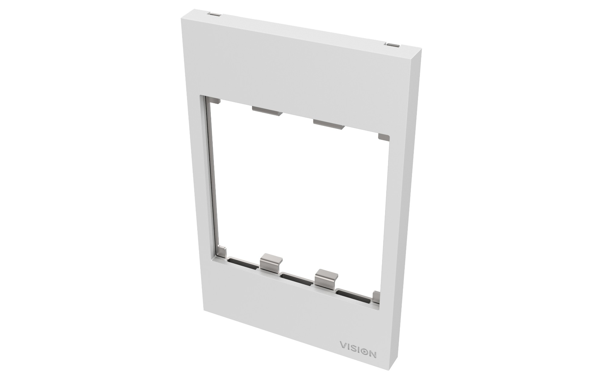 Vision TC3 SURRAU3M White switch plate/outlet cover