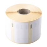 White Box Brand - Dymo 11354 S0722540 Replacement White Removable Labels