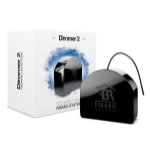 Fibaro Dimmer 2 freestanding Dimmer Black