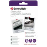 Swordfish 40015 paper shredder accessory Lubricant sachets 12 pc(s)
