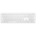 HP 4CF02AA keyboard RF Wireless QWERTY English White