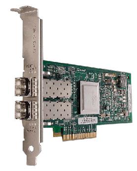 IBM 8Gb FC 2-port HBA Internal Fiber 8000Mbit/s networking card