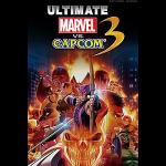 Capcom Ultimate Marvel vs. 3 PC Basic English
