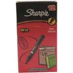 Sharpie W10 permanent marker