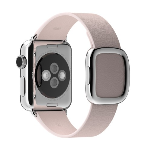 Apple MJ582ZM/A Band Pink Leather