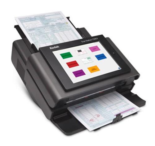Alaris 730EX Plus ADF + Sheet-fed scaner 600 x 600 DPI Black