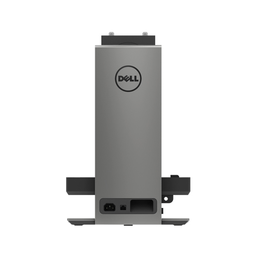 DELL OSS17 CPU holder Desk stand CPU holder Black, Grey