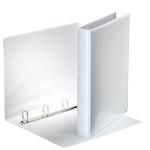 Esselte FSC A4 4 DR/25 mm White ring binder