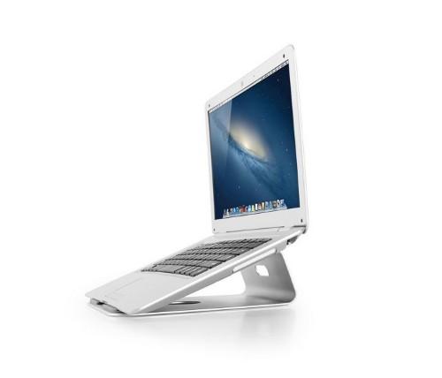 Newstar Raised Aluminium Laptop Stand