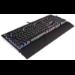 Corsair STRAFE RGB USB QWERTY UK English Black keyboard