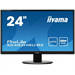 "iiyama ProLite X2483HSU-B2 24"" Full HD A-MVA Black LED display"
