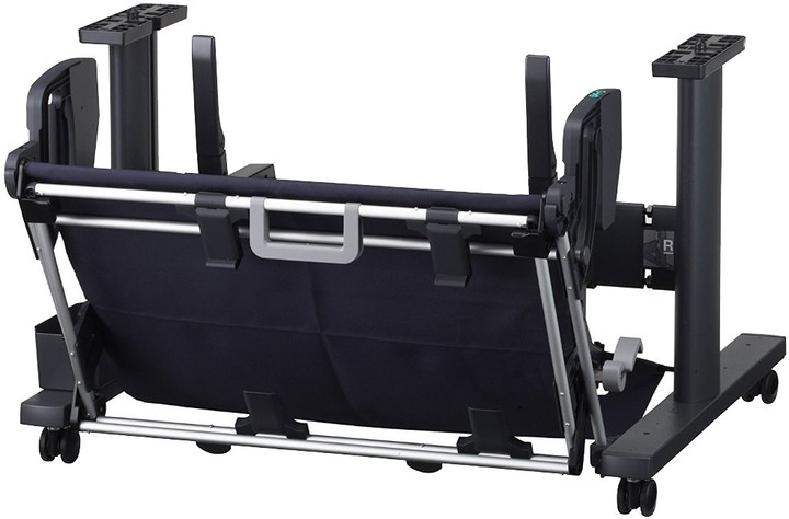 Canon SD-23 mueble y soporte para impresoras Negro, Plata