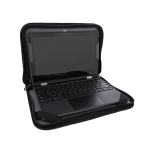 "Brenthaven Tred Carry Folio notebook case 14"" Black"