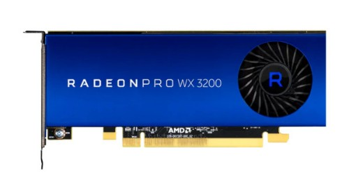 AMD Radeon Pro WX 3200 4 GB GDDR5
