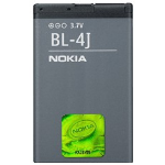 Nokia BL-4J Lithium-Ion (Li-Ion) 1200mAh 3.7V rechargeable battery