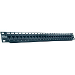 Trendnet 24-port Cat5/5e Unshielded Patch Panel patch panel