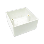 Cables Direct UT-724D White outlet box