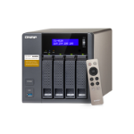 QNAP TS-453A NAS Tower Ethernet LAN Black,Grey