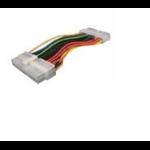 Akasa 24 Pin to 20 Pin Adapter ATX 24-pin ATX 20-pin 12V PSU