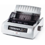 OKI ML5520eco 9 pin dot matrix printer, Up to 507 char/sec, 244 dpi x 216 dpi, 3 year warranty (upon registration)