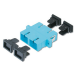 Digitus DN-96005-1 SC/SC 30pc(s) Turquoise fiber optic adapter