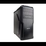 Zalman Z3 Midi-Tower Black computer case