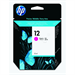 HP C4805A (12) Ink cartridge magenta, 3.3K pages, 55ml