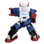 XYZprinting XYZ Bolide Advanced Humanoid Robot - Fully assembled