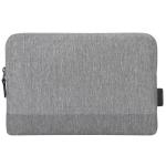 "Targus CityLite notebook case 33 cm (13"") Sleeve case Grey"