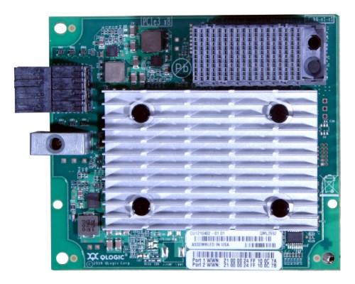 Lenovo 7ZT7A00520 fibre optic adapter FC Green 1 pc(s)