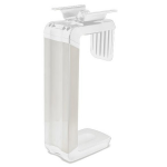 Humanscale CPU600 Desk-mounted CPU holder White
